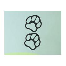 Sticker pattes de chien 1
