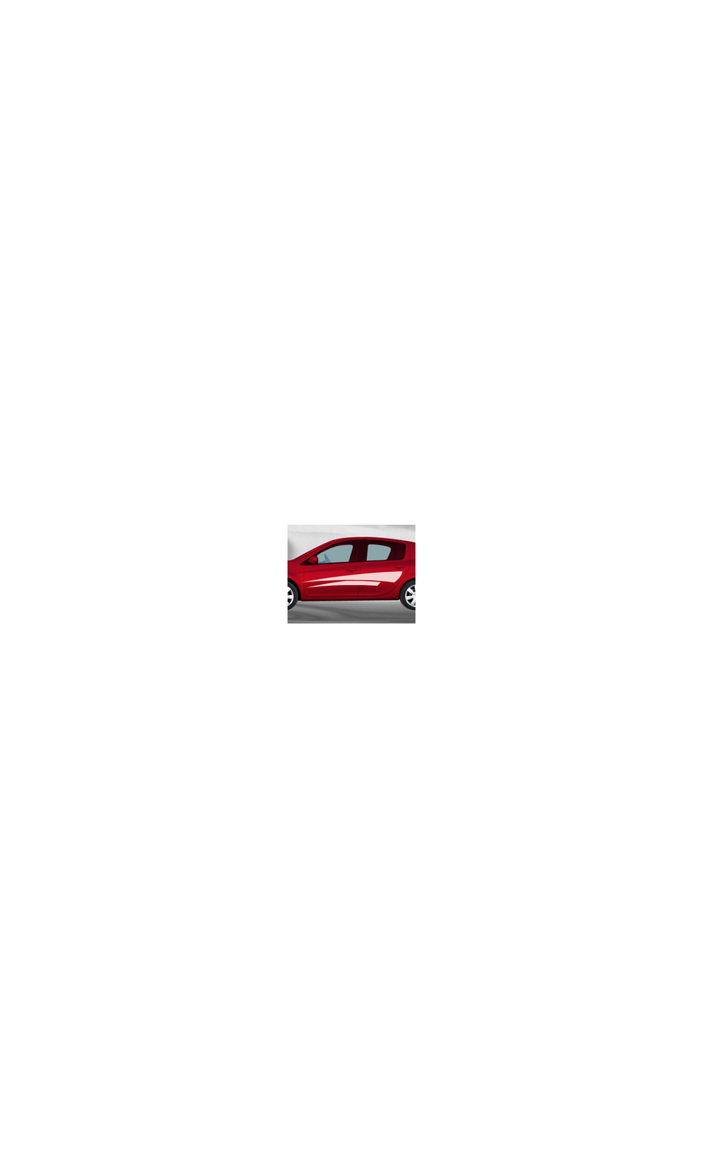 bande autocollante voiture double bande autocollante vinyle pour auto voiture bande liserets. Black Bedroom Furniture Sets. Home Design Ideas