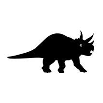 Sticker dinosaure 4