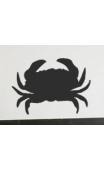 Sticker aniamaux crabe