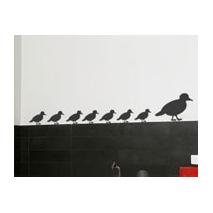 Kit stickers d'oiseaux 2