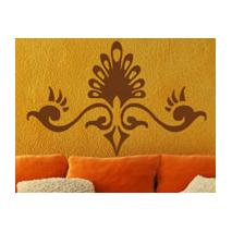 Sticker motif baroque