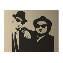 Sticker Blues Duo