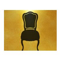 Sticker fauteuil