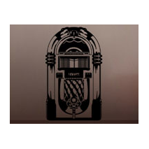 Sticker Jukebox