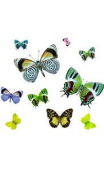 Stickers kit de papillons voiture
