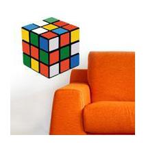 Sticker rubik's cube