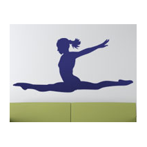 Sticker gymnastique 4