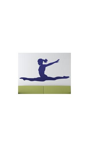 Sticker gymnastique 4
