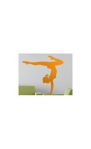 Sticker gymnastique 3