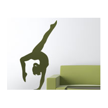 Sticker gymnastique 2