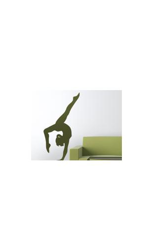 Sticker gymnastique 2