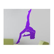 Sticker gymnastique 1