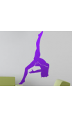 Sticker gymnastique 1