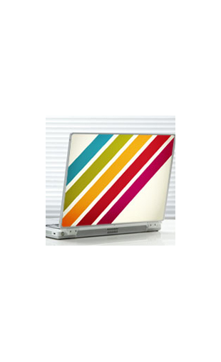 Sticker Portable Arc en Ciel
