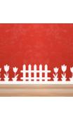 Sticker Pots de Fleurs Uni