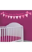 Sticker Doux rêves de Princesse