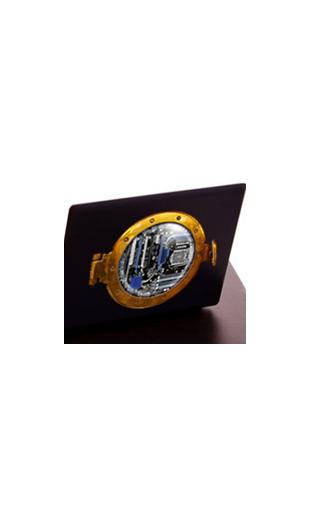 Sticker hublot composant