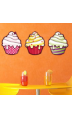 Stickers CupCakes