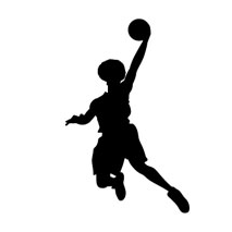 Sticker Basket Lay-up