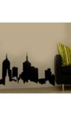 Sticker Immeuble Melbourne