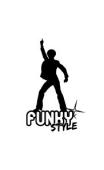 Sticker Funky Style