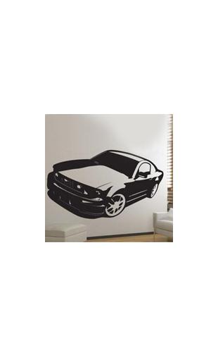 Sticker Mustang