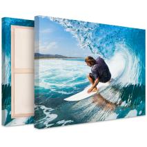 Tableau photo sur toile Surf
