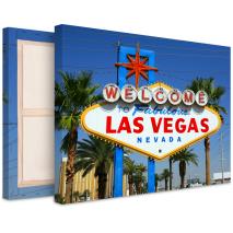 Tableau photo sur toile Las Vegas