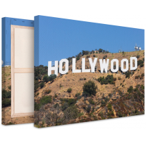 Tableau photo sur toile Hollywood