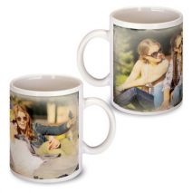 Mug personnalisable 1 photo