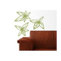 Stickers feuilles design-1