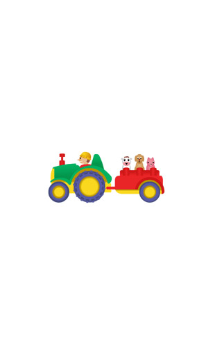 Sticker tracteur