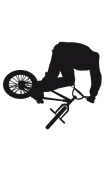 sticker BMX 1