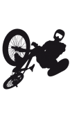 Sticker BMX 4