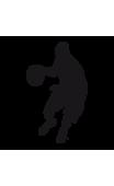 Sticker basketball 1