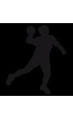 Sticker handball 6