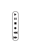 Sticker player vertical