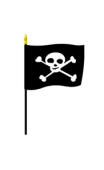 Sticker drapeau pirate 2