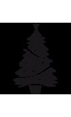 Sticker Sapin de Noël 2
