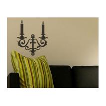 Sticker chandelier