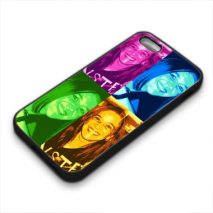 Coque iPhone 5, Pop Art 4 photos