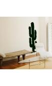 Sticker velour cactus