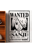 Sticker One Piece Sanji