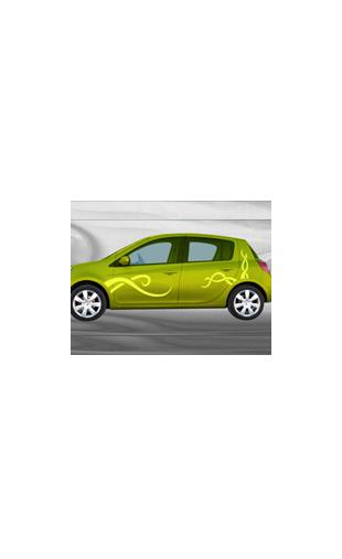 Sticker voiture Déco