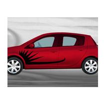 Sticker voiture Design 1