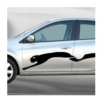 Stickers voiture Puma