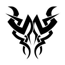 Sticker tribal1