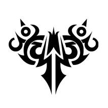 Sticker tribal3
