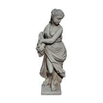 Sticker statue femme